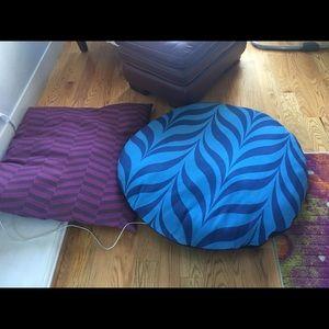 Rugs/cushions
